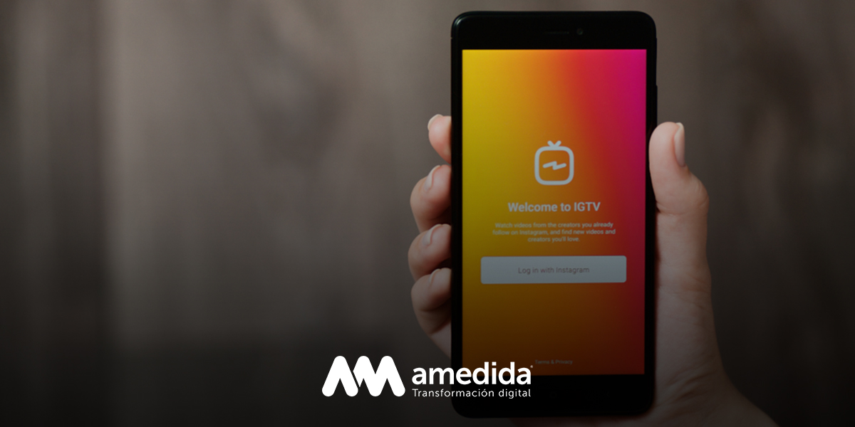 Televisión en Instagram en tu estrategia de marketing digital
